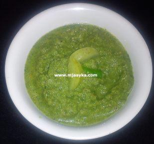 Aamla Chutney Recipe