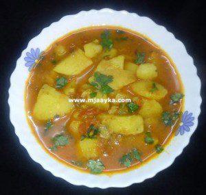 Aloo-Tamatar-ki-sabji