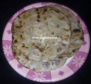 Bajra-roti