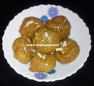 Balu Shahi Recipe