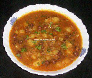 Chana Aloo Ki Sabji