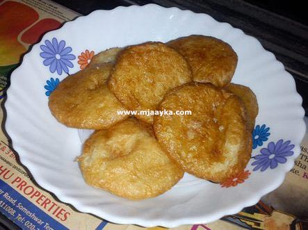 Chawal Ke Anarase Recipe