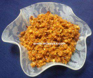 Dry-garlic-chutney