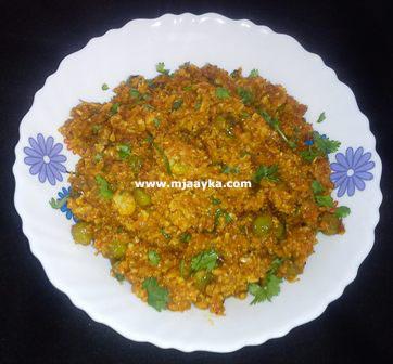 Gobhi Keema Recipe