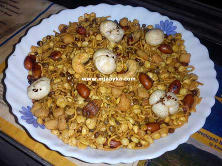 Navratan Mixture Recipe
