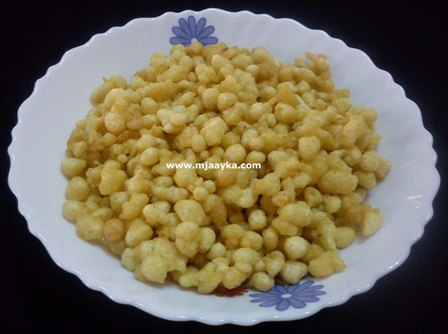 How To Make Plain Boondi At Home