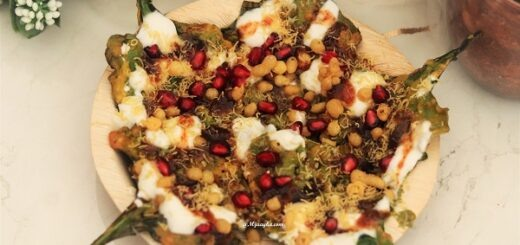 Palak Patta Chat Recipe