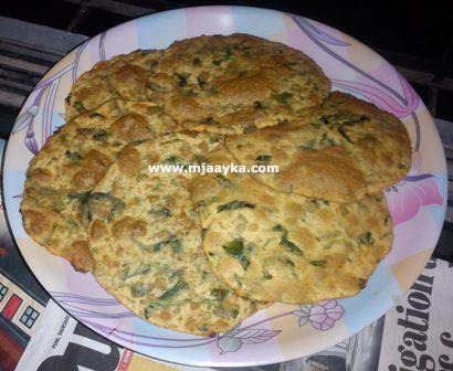 Pudina Poori Recipe