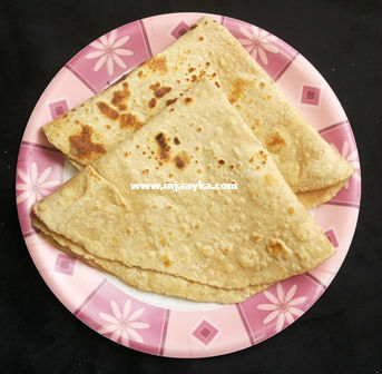 Roomali Roti Recipe