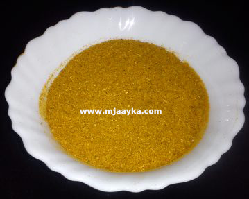 How To Make Sambar Masala Powder At Home