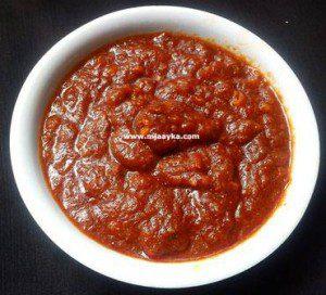 Schezwan-Sauce