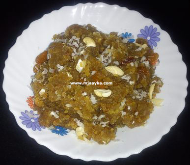 Sweet-potato-halwa