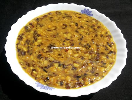 Urad-Chana-Dal