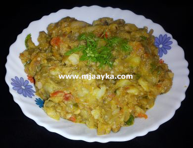 Baigan ka Chokha Recipe