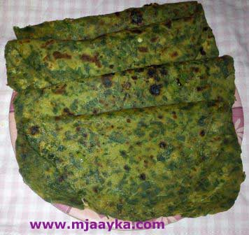 bathua-paratha-recipe