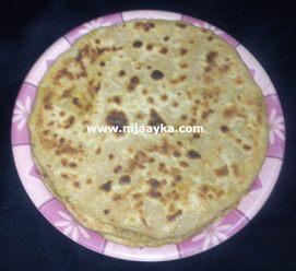 Stuffed Mooli Paratha Recipe