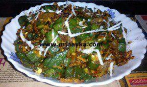 bhindi-nariyal-masala