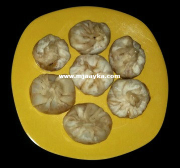 Chinese Noodles Momos Recipe