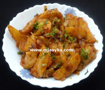 Crispy Chilli Potato Recipe