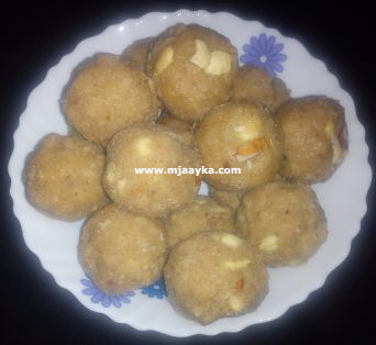 Gond Ke Laddu Recipe