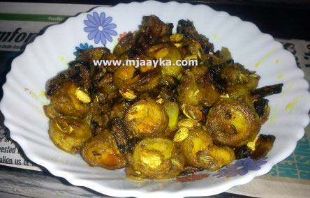 Karela Fry Recipe