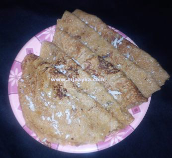 Sweet Cheela Recipe
