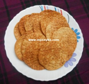 papdi recipe