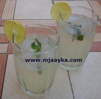 Neebu Shikanji Recipe